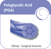 Olimp - Surgical Sutures - Absorbable suture